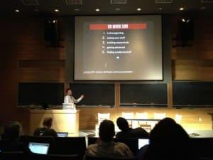 WordCamp SLC 2012