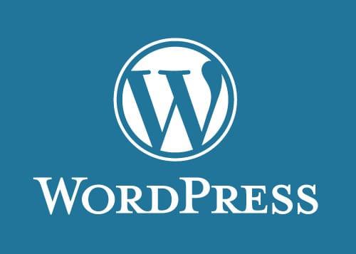 wordpress_logo_start